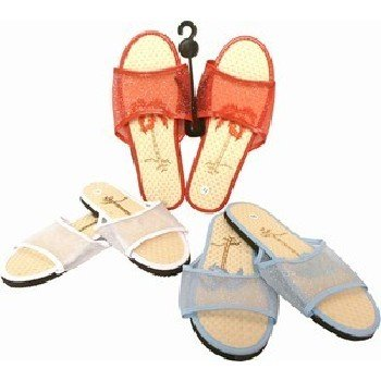 Wholesale Ladies Bamboo Sandals