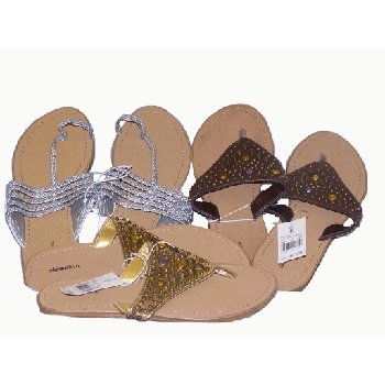 Wholesale Xh*l*r*t**n Assorted Toe Thong Sandals