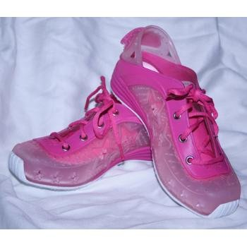 Wholesale Pink Dance Sneakers
