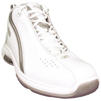 Wholesale Men's Reebok White Point B Mid Top Shoe