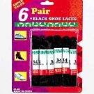Wholesale Black Shoelaces
