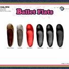 Wholesale Ladies Basic Ballet Flats