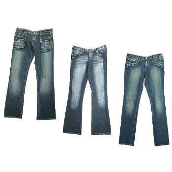 Wholesale Syn Junior Stretch Denim Jeans