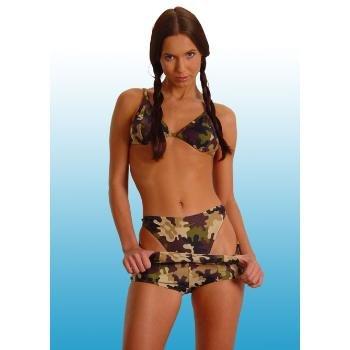 "Wholesale ""Anti"" 3-Piece Bikini Set"