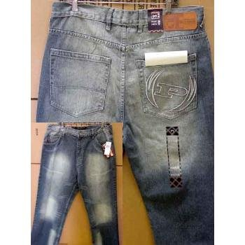 Wholesale Phat Farm Mens Jeans Medium Wash