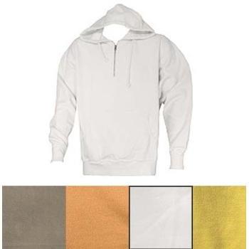 Wholesale ARTISANS: Mens 1/4 Zip Hooded Fleece