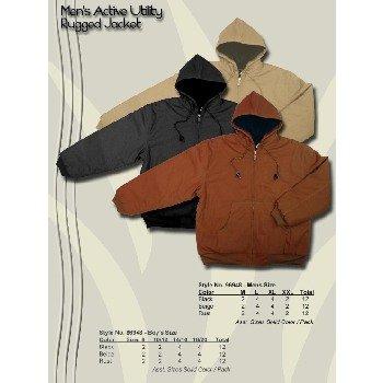 Wholesale Men's Utility Bomber Jacket