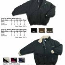 Wholesale Men's Microfiber Poly Fill Bomber Jacket