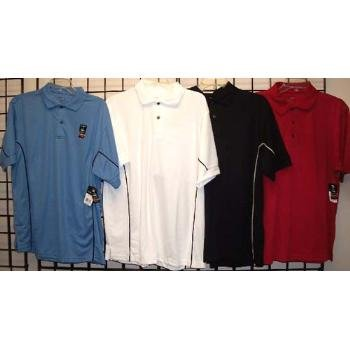 Wholesale George Mens Dry Fit Polo Golf Shirts