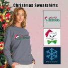 Wholesale Ladies Holiday Sweatshirts