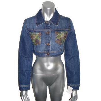 NEW! Wholesale Womens Denim Jackets