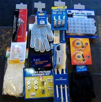 Wholesale 12Item 24 Pack Each Housewares