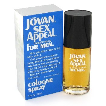 Wholesale Sex Appeal By Jovan 3 Oz Cologne Spray For Men