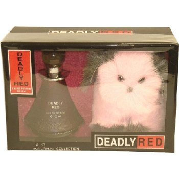 Wholesale Deadly Red Gift Set 100 ml/ Bear