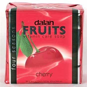 Wholesale Dalan Fruits Vitamin Soap - Cherry 4.4oz