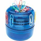 Wholesale Premium Paperclip Dispenser with Paperclips