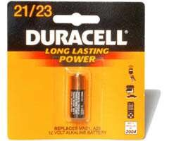 Wholesale Duracell Photo/Electronic Battery