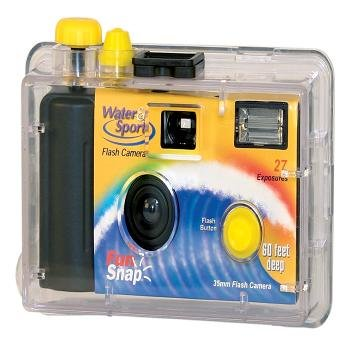 Wholesale Funlap Underwater Camera with Flash for 60ft.