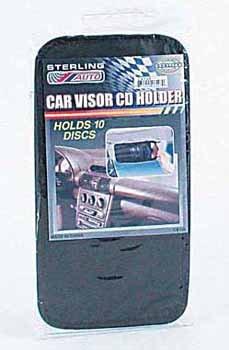 Wholesale Car Visor Cd Holder