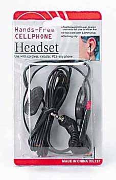 Wholesale Cellphone Headset