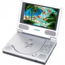 "Wholesale 7"" Widescreen Portable DVD Player"