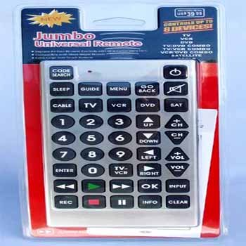 Wholesale Big Jumbo Remote Control.
