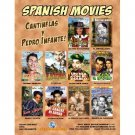 Wholesale Spanish DVD Movies Box 7