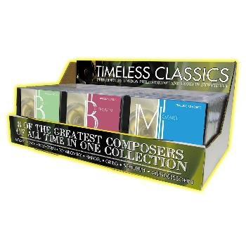 Wholesale classic Music display in Jewel Case