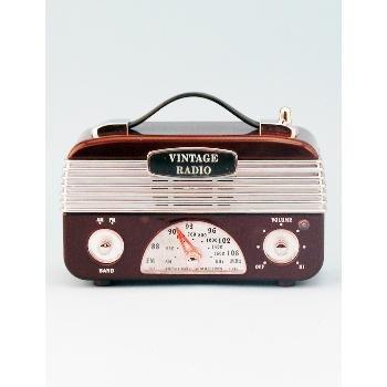 Wholesale Closeouts - Vintage Portable Radio