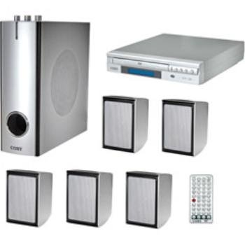 Wholesale 300W 5.1 Channel DVD Home Theater System