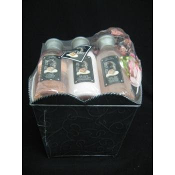 NEW! Wholesale Shanti 6 Piece Gift Set Rose