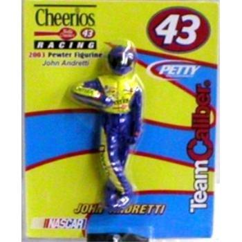 Wholesale Closeouts - NASCAR DRIVER PEWTER FIGURES