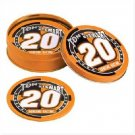 Wholesale Tony Stewart Tin Coasters-5 Pc