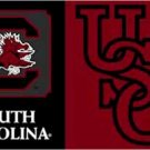 Wholesale South Carolina Gamecocks Car Flag