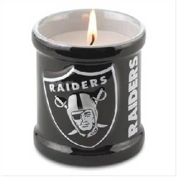 Wholesale Votive Candle - Oakland Raiders