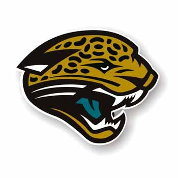 "Wholesale Jacksonville Jaguars - 12"" Vinyl Magnets"