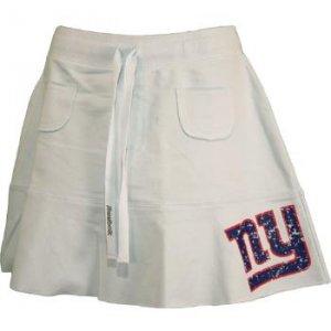 Wholesale Women's New York Giants Terry Flirt Skirt