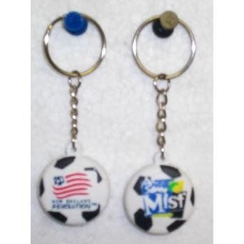 Wholesale Closeouts - New England Revolution Soccer Keychain