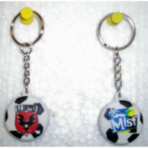 Wholesale Closeouts - D.C. United Sierra Mist KeyChains