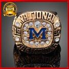 1997 Michigan State University NCAA National League Rose Bowl Champion Ring