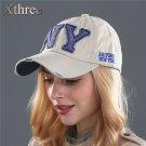 [Xthree] unisex fashion cotton baseball cap snapback hat for men women sun hat