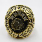 1960 Ice Hockey Chicago Black Hawk Championship Ring U.S.A Size 11