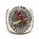 High quality factory price st .louis cardinals world championship ring Size 11