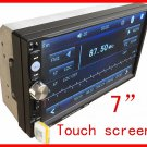 2DIN Car DVD / MP3 / mp5 / usb / sd / player Bluetooth Handsfree Touch screen hd