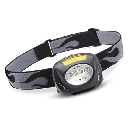 Princeton Tec Headlamp Quad Black LM-354085
