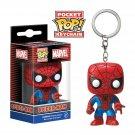 Funko pocket pop keychain Marvel comics Spider Man bobble head new in box