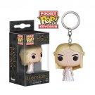 Funko pocket pop keychain Game of Thrones Daenerys Targaryen bobble head new
