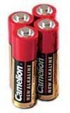 Double AA Battery - 4 Pack #BATTAA