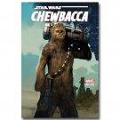 Chewbacca Star Wars Movie Poster 32x24