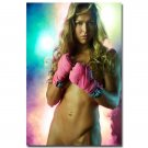 Ronda Rousey UFC Fighter Sexy Girl Art Poster 32x24